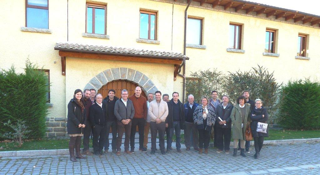 Imatge de la trobada de Municipis de Muntanya.