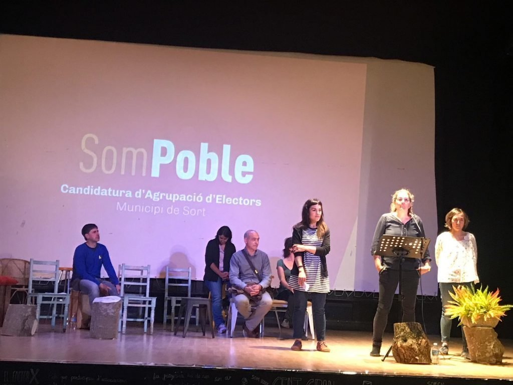 Acte final Som Poble Sort 4