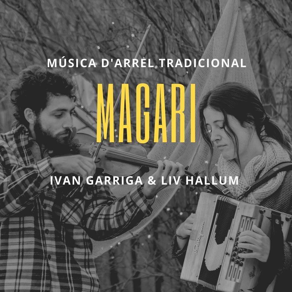 Ivan Garriga & Liv Hallum