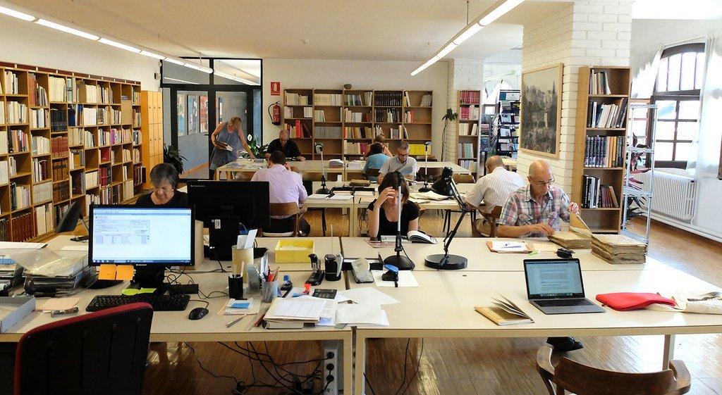 L'Arxiu Comarcal de la Cerdanya obra a la consulta presencial a ...
